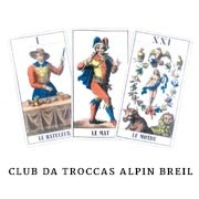 Club da troccas Alpin / Tarockverein Alpin Brigels