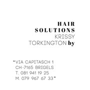HAIR SOLUTIONS by KRISSY TORKINGTON